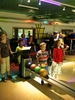 Billard-Bowling Spass