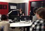 Achtung, wir sind auf Sendung! Radioworkshop im Radio X